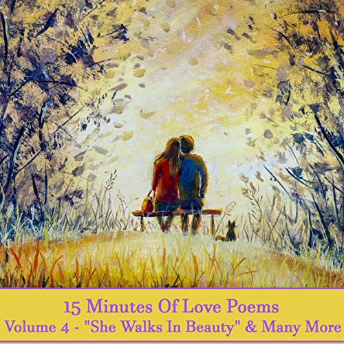 15 Minutes of Love Poems - Volume 4 cover art