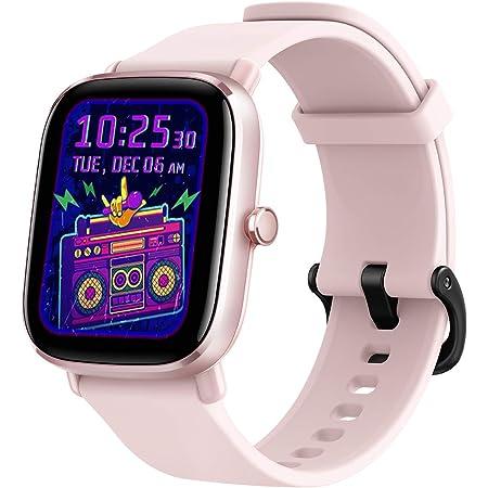 """Amazfit GTS 2 Mini Smartwatch Orologio Intelligente AMOLED Da 1,55"""", 70+ Modalita di Allenamento, 5 ATM Impermeabile, Monitor del Sonno, Durata della batteria di 14 giorni, Uomo, Donna"""