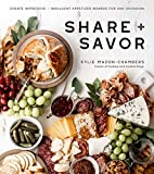 Share + Savor: Create Impressive + Indulgent Appetizer Boards for Any Occasion...