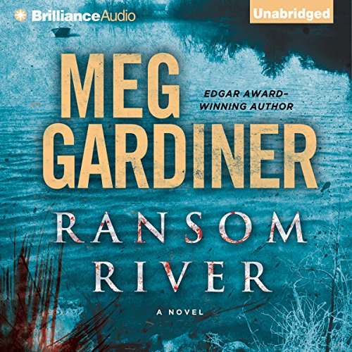 Ransom River audiobook cover art