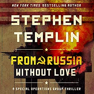 From Russia Without Love audiobook cover art