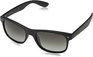 Polaroid - PLD 1015/S – solglasögon män rektangulär – lätt material – polariserad 100 % UV400 skydd – skyddslåda ingår