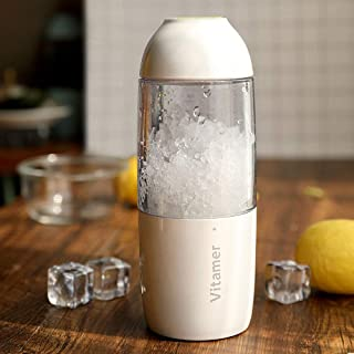 Vitamer Portable Mini Blender Travel Juice Cup USB Rechargeable Personal Juicer