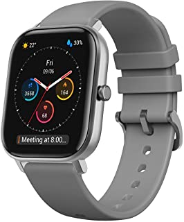 comprar comparacion Amazfit GTS Smartwatch Fitness tracker con multitud de perfiles de actividad físcia y con GPS embebido, resistencia al agu...
