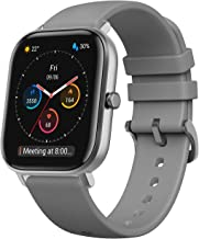 """Amazfit GTS Fitness Smartwatch with Heart Rate Monitor, 14-Day Battery Life, Music Control, 1.65"""" Display, Sleep and Swim ..."""