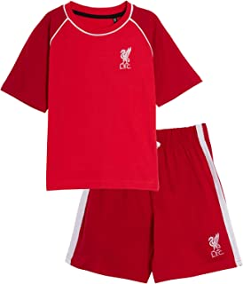 Liverpool FC Rouge Homme Football Ucl Champions T-shirt LFC Officiel