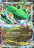 Pokemon - Rayquaza-EX (60/108) - XY Roaring Skies - Holo