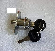 GangKun schuifdeurslot, dichtslaande deurslot, indrukken van slot/knopslot, kastslot, meubelslot, raamslot