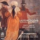Lautenkonzerte von Fasch, Haydn, Kohaut und Hagen - . Smith