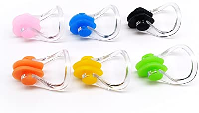 Best swimming nose clips for kids