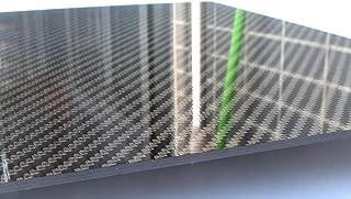 fiber mirror sheet
