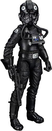 Disfruta de un 50% de descuento. Star Wars Serie negro 6 pulgadas pulgadas pulgadas figuras piloto de combate tailandesa longitud total de 6 pulgadas figura de accioen de pintado  100% garantía genuina de contador