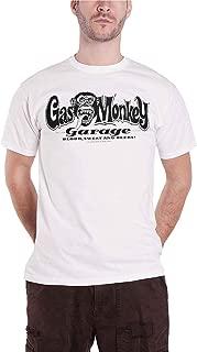 T Shirt Kustom Builds GMG Logo Official Mens