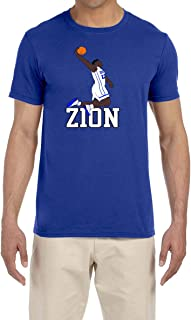 Tobin Clothing Blue Duke Zion Dunking T-Shirt