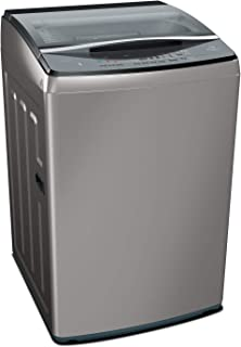 Bosch Serie | 6, 14 Kg  680 RPM Top Load Fully Automatic Washing Machine, Silver Gray - WOA145D0GC, 1 Year Warranty
