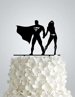 Best Superhero Wedding Cake Of 2020 Top Rated Reviewed