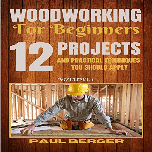 Woodworking for Beginners cover art
