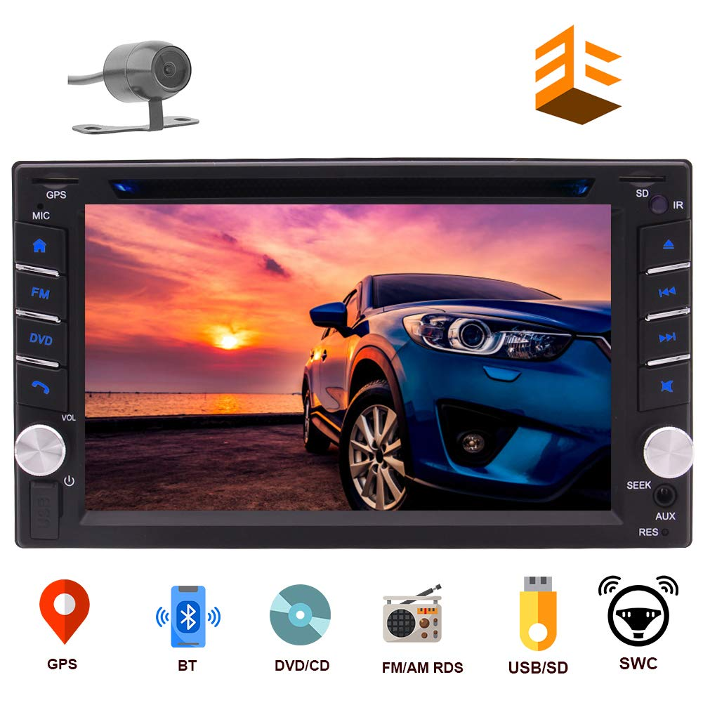 Navigation Bluetooth Capacitive Touchscreen Reverse
