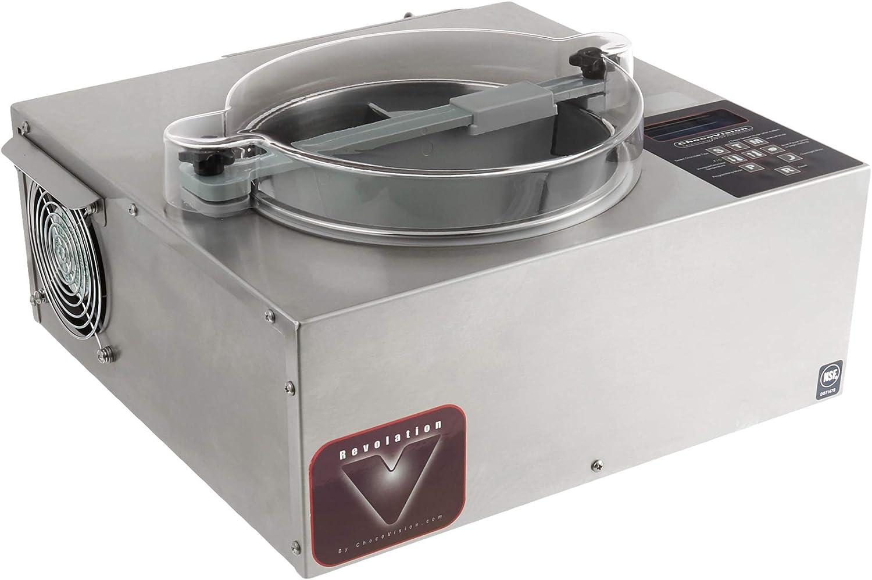ChocoVision Cheap bargain Revolation V Chocolate Tempering Max 71% OFF 9 Machine lb. Capa