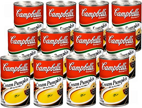 クリームパンプキン 305g ×12缶