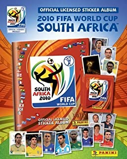 Panini Fifa World CUP Africa 2010 Complete Collection 640 Stickers NEW