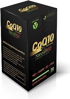 CoQ10 QQ - CoQ10 with Natural PQQ - Vegetarian Softgels