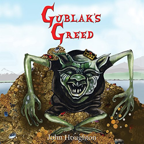 Gublak's Greed cover art
