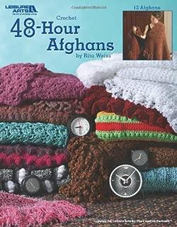 48-Hour Afghans (Leisure Arts# 3694)