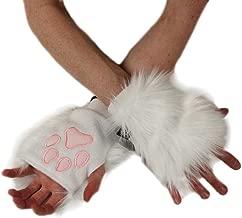 Pawstar Classic Pawlets Fingerless Glove Paws Furry Cat Fox Cosplay