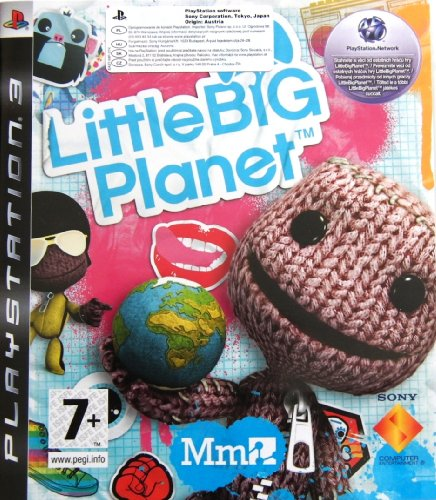 PS3 Little Big Planet - komplett in Deutsch aber polnisch-englisches Cover PLAYSTATION 3