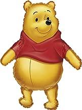 Anagram International 833501 Big As Life Pooh Shape Balloon Pack, 29