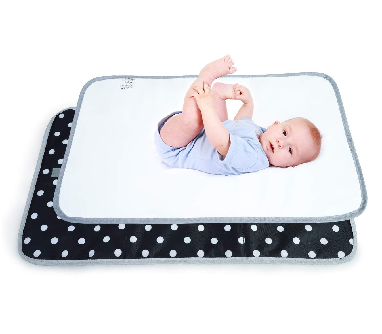QIMIAOBABY Waterproof pad Portable Travel Diaper Changing mat