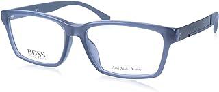 HUGO_BOSS - Hugo Orange Brille Monturas de gafas Unisex Adulto