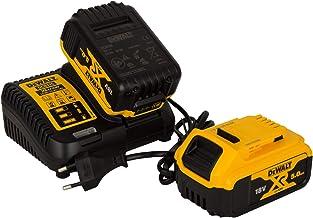 DeWalt Akku-Starter-Kit (inkl. Schnellladegerät und 2 XR Li-Ion Akkus, kein..