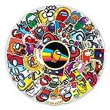 YMSD [50 piezas] Game Among PVC cool impermeable graffiti calcomanías, US VSCO...