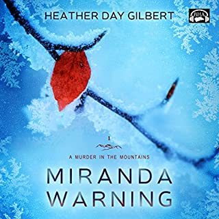 Miranda Warning audiobook cover art