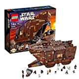 LEGO Lego Star Wars Sand Naru crawler episode 4 new hope Star Wars Sandcrawler Products Episodes 75059