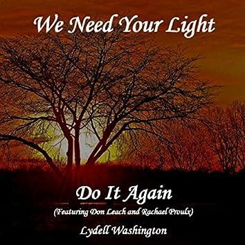 Do It Again (feat. Don Leach & Rachael Proulx)