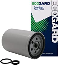 ECOGARD XF54675 Diesel Fuel Filter - Premium Replacement Fits Dodge W250, D250, D350, W350