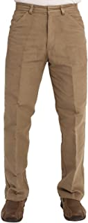 Carabou Mens Trouser Moleskin in 2 Colours Hunting-Walking Sizes 32 to 46