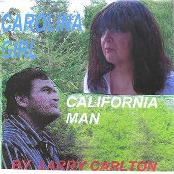 Carolina Girl, California Man