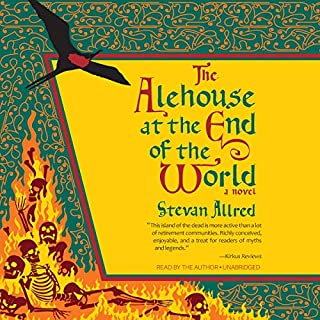 The Alehouse at the End of the World audiobook cover art