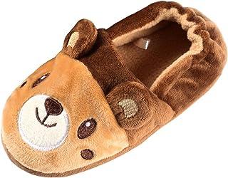 Beeliss Boys Slippers Cartoon House Shoes