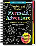 Mermaid Adventure Scratch and Sketch: An Art Activity Book for Artistic Mermaids of All Ages (Art, Activity Kit) by Lee Nemmers (1-Jan-2013) Spiral-bound