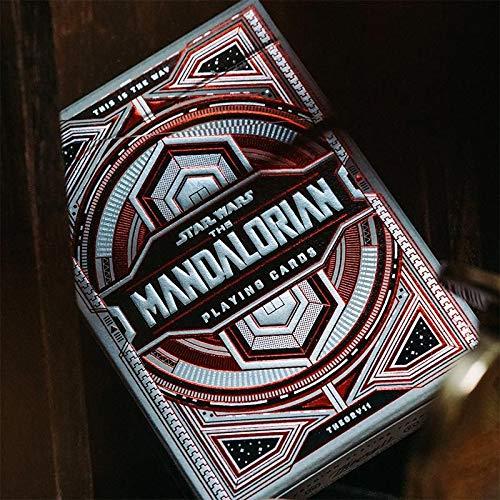 Mazzo di carte da gioco Mandalorian by Theory11 …
