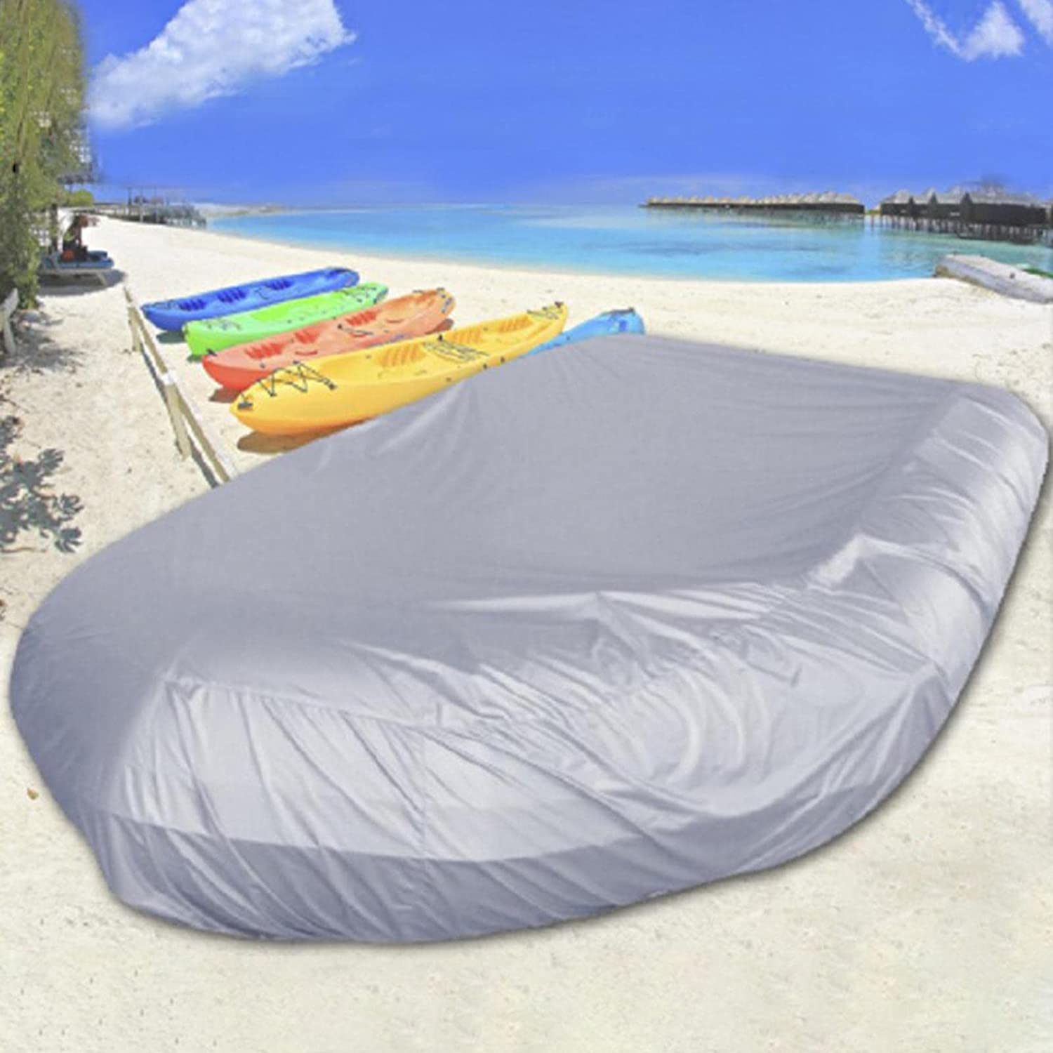 Heavy Discount mail order Duty Boat Cover New color Protector Paddle Waterproof Outdoor B
