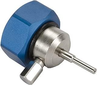 Evike Airsoft CNC Aluminum Propane Adapter w/Integrated Silicone Port - (41902)