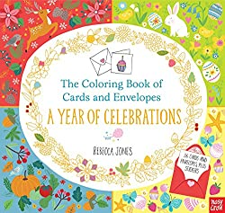 The Celebration Book – A Year of Cards & Envelopes by Rebecca Jones