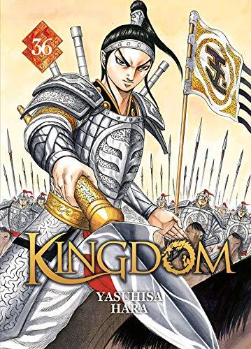 Kingdom Edition simple Tome 36