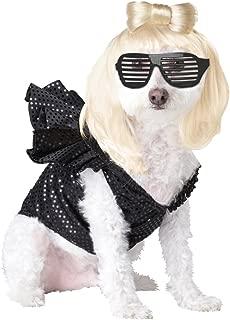 Black_POP Sensation Dog Costume